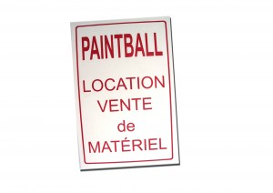 Pannel paintball and paintball sale products